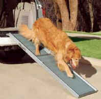 Aluminium Telescopic Dog Ramp by Solvit